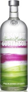 Новый фруктовый вкус Absolut