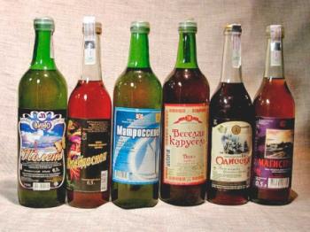 В картофельной Белоруссии выпускают 1500 наименований вина
