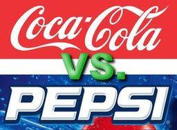 Coca-Cola растет быстрее Pepsi
