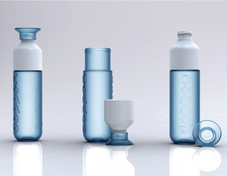 Dopper bottle - необычная бутылка для воды