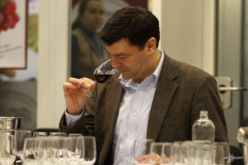 """...международной выставки  """"Индустрия Напитков / Russian Wine Fair """" в..."""