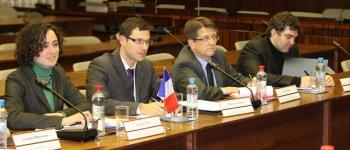 В РАР прошла встреча с представителями BNIC и Посольства Франции