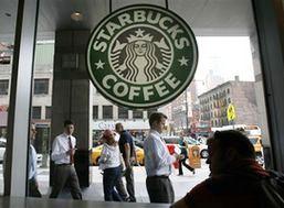 Starbucks начинает продавать алкоголь