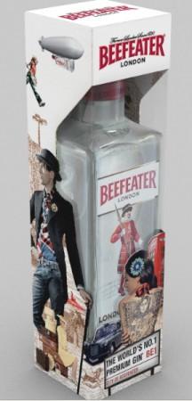 Pernod Ricard выпустил лимитированную серию джина Beefeater