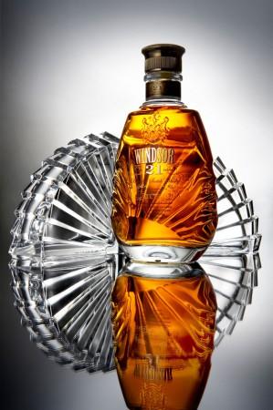 Королевская роскошь в упаковке виски Windsor 21
