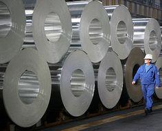 Спрос на алюминий неуклонно растет