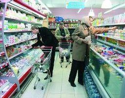 В Башкирии растет оборот розничной торговли