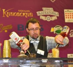 Всероссийский отборочный тур чемпионата мира среди барменов WCC 2012  состоится 20-21 июня в Москве