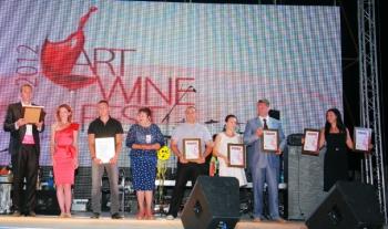 Итоги фестиваля винного искусства ART WINE FEST