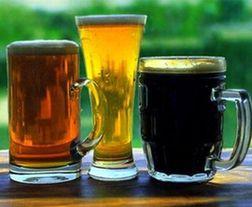 Темное пиво на вкус и цвет