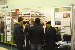 Журнал Напитки № 5_2012 Итоги Международной выставки «Агропродмаш-2012»