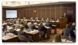 В РАР  состоялось очередное заседание Коллегии Федеральной службы по регулированию алкорынка
