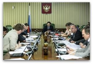 Замруководителя РАР Вячеслав Диденко принял участие в заседании Совета по открытым данным