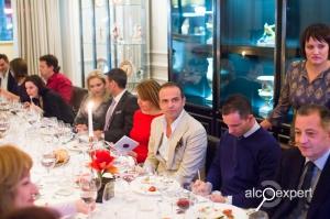 В ресторане «Большой» состоялась закрытая дегустация итальянских вин