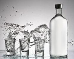 Россия в увеличила экспорт водки на 7,8%