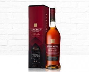 «Говорящую» упаковку придумали дизайнеры для редкого виски Glenmorangie Companta