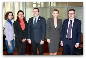 В РАР состоялась встреча с представителями Посольства Франции в России