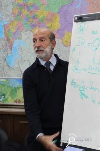 Мастер-класс Луки Марони на ПРОДЭКСПО