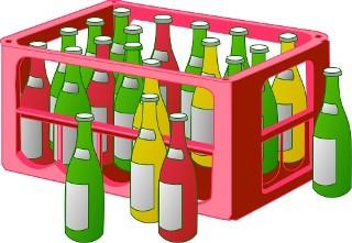 На рынке Германии – меньше бутылочных ящиков