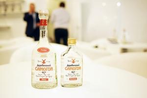 Журнал Напитки № 2_2014  Премьера года: «Деревенский самогон» сформирует новую категорию на рынке напитков