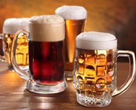 Потребление пива в России в 2013 году снизилось до 59 литров на человека