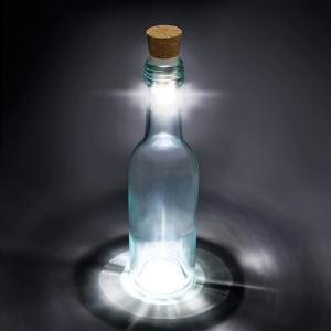 Светящиеся пробки для бутылок. ФОТО