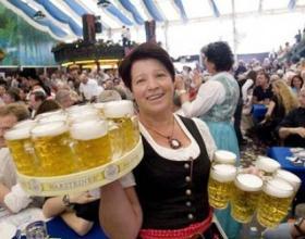 Лишь 2,6 % чехов не употребляют алкоголь