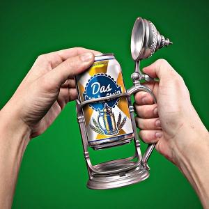 Выпить пива как в Германии поможет кружка Das Can-in-Stein. ВИДЕО