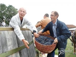 «Стретто»: Вино дружбы в любимой стране. ФОТО