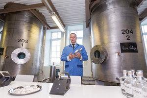 Завод Liviko внедрил уникальный в Эстонии метод серебряной фильтрации