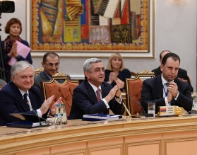Армения вступила в Евразийский экономический союз