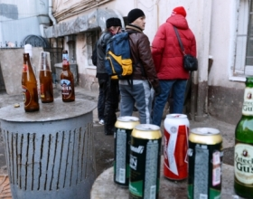 От алкоголя хотят отпугнуть устрашающими картинками