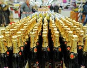Производители: Минимальная цена на шампанское должна составлять 150 руб