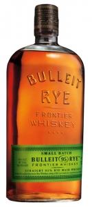 Ржаной американский виски Bulleit Rye доступен и в России