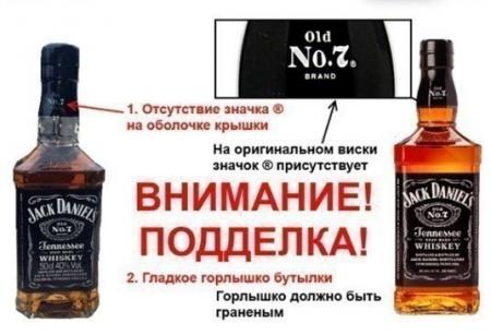 Элитный алкоголь или палёнка? Как отличить? ФОТО