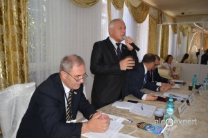 Black Sea Winemaking Forum,  2-3.07.2015