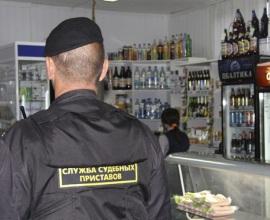 С начала года в Удмуртии выявлено 157 фактов незаконной реализации алкогол