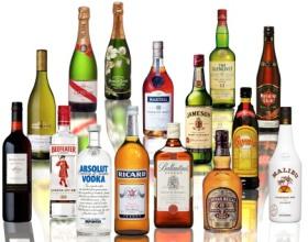 Квартальная выручка второго по величине в мире производителя алкогольной продукции выросла на 19%