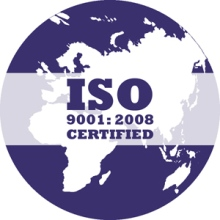Стекольный завод «ГЛАСС ДЕКОР» подтвердил качество своей продукции Сертификатом ISO 9001:2011