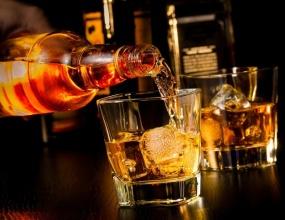 Сколько пьется виски в мире?