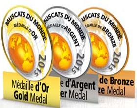 Фанагория получила во Франции «серебро» за молодое игристое Мускат Оттонель