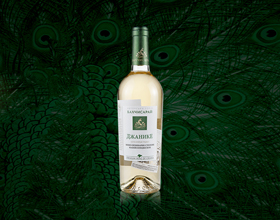"""OLYMP обновил вино """"Бахчисарай Джанике"""""""