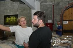 II Черноморский Форум Виноделия. Тур «Виноделие Кубани». «Кубань-вино». ФОТО