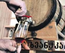 Экспорт вина из Грузии сократился почти на 60%