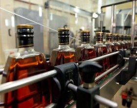 В Молдове сократилось производство водки, коньяка и крепких вин