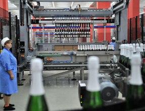Московский завод шампанского «Корнет» ушел под наблюдение