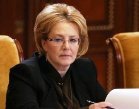 В.Скворцова: Потребление алкоголя в РФ снизилось на 26% за последние годы