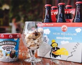 Компания Ben&Jerry выпустит мороженое со вкусом эля