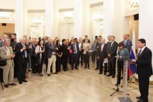 Российская гастрономическая неделя в Испании – новый формат сотрудничества. ФОТО