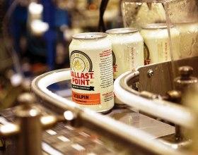 Constellation продала известную пивоварню Ballast Point мелкой компании
